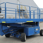 Scissor Lift – 30ft (9.1m) – Diesel – Upright, Model: SL30SL -37